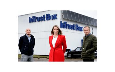 Extra opslagplaatsen voor InTrust Box